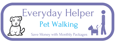 Pet Walking Packages Available