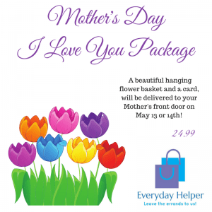 pic of mother's day package