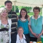 Owner Kelly with her siblings and grandmother's who inspired her to start Everyday Helper